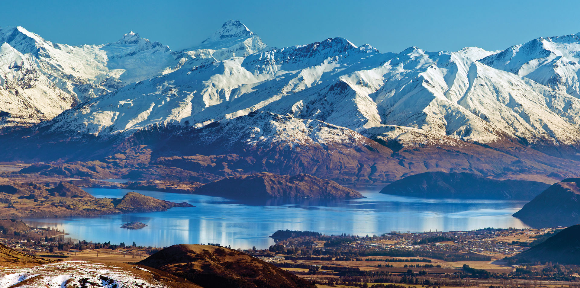 New Zealand Retreat: Wanaka