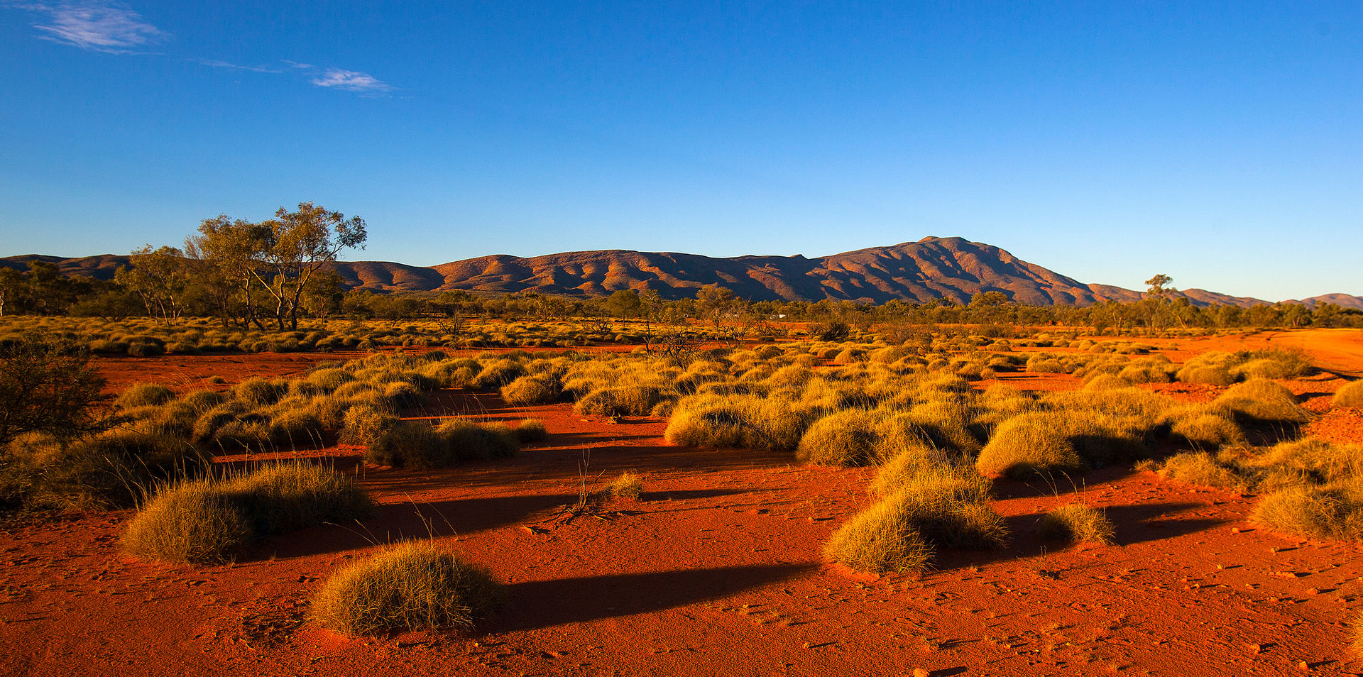 Outback Australia: The Colour of Red